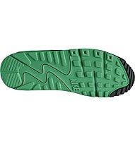 Nike Air Max 90 Essential - Sneaker - Herren, Black/Green/White
