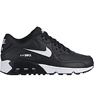 Nike Air Max 90 Leather (GS) - Sneaker - Kinder, Black