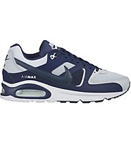 Nike Air Max Command - Sneaker - Herren, Blue/White