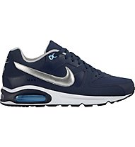 Nike Air Max Command - sneakers - uomo, Silver/Blue