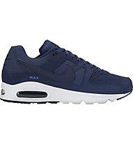 Nike Air Max Command Premium - Sneaker - Herren, Blue/Black