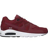 Nike Air Max Command Premium - Sneaker - Herren, Red/Black/White
