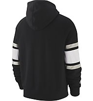 Nike Air Men's Full-Zip Fleece Hoodie - Kapuzenjacke - Herren, Black