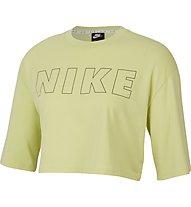 Nike Air - T-Shirt - Damen, Yellow