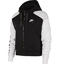 Nike Air Women's Full-Zip Hoodie - Kapuzenjacke - Damen, Black
