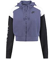 Nike Air Women's Full-Zip Hoodie - Kapuzenjacke - Damen, Blue