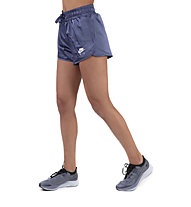 Nike Air Women's Satin Shorts - Trainingshose kurz - Damen, Blue