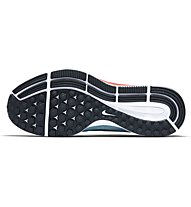 Nike Air Zoom Pegasus 34 W - Neutral-Laufschuhe - Damen, Light Blue