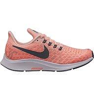 Nike Air Zoom Pegasus 35 (GS) - Laufschuh Neutral - Mädchen, Crimson/Grey