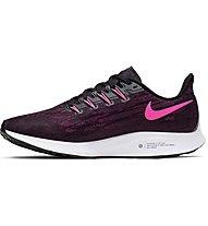 Nike Air Zoom Pegasus 36 - scarpe running neutre - donna, Black/Pink