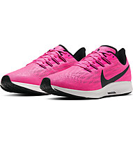 Nike Air Zoom Pegasus 36 - Neutral Laufschuh - Herren, Pink