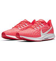 Nike Air Zoom Pegasus 36 - Laufschuhe - Damen, Red/White