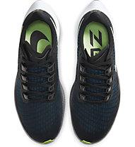 Nike Air Zoom Pegasus 37 - neutrale Laufschuhe - Damen, Black