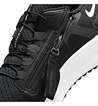 Nike Air Zoom Pegasus 38 FlyEase - scarpa running larga - donna, Black