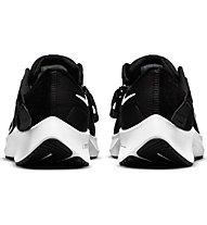 Nike Air Zoom Pegasus 38 FlyEase - scarpa running larga - uomo, Black