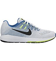 Nike Air Zoom Structure 20 - Neutrallaufschuh - Herren, White/Black