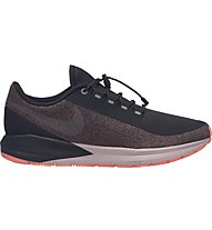Nike Air Zoom Structure 22 Run Shield - Laufschuhe Stabil - Damen, Dark Grey