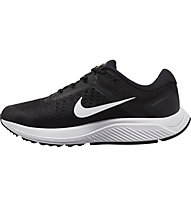 Nike Air Zoom Structure 23 - scarpe running stabili - uomo, Black