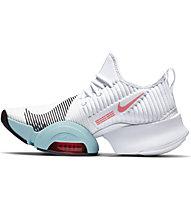 Nike Air Zoom SuperRep - Sportschuhe - Damen, White/Light Blue