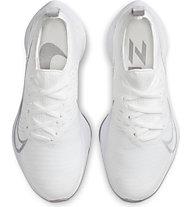 Nike Air Zoom Tempo Next% - Laufschuhe neutral - Damen, White