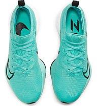 Nike Air Zoom Tempo Next% - Runningschuh neutral - Damen, Green