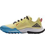 Nike Air Zoom Terra Kiger 7 - Trainrunningschuh - Damen, Yellow/Light Blue