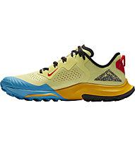 Nike Air Zoom Terra Kiger 7 - scarpe trail running - uomo, Yellow/Light Blue