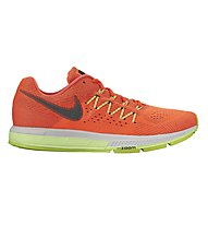 Nike Air Zoom Vomero 10 - Laufschuhe - Herren, Bright Crimson/Black/Green