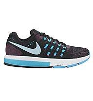 Nike Air Zoom Vomero 11 - scarpe running - donna, Black/Blue