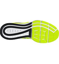 Nike Air Zoom Vomero 11 scarpa running, Volt/Black