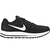 Nike Air Zoom Vomero 12 - Neutrallaufschuh - Herren, Black/White