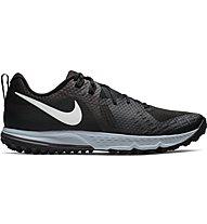 Nike Air Zoom Wildhorse 5 - Laufschuhe Trailrunning - Herren, Black