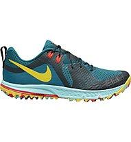 Nike Air Zoom Wildhorse 5 - Laufschuhe Trailrunning - Herren, Light Blue