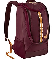 Nike A.S. Roma Shield Compact Backpack Zaino, Red
