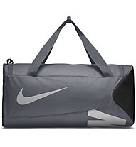 Nike Alpha (Medium) Training - borsone sportivo, Grey