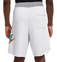 Nike Alumni - Trainingshose kurz - Herren, Grey