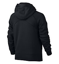 Nike Boys' Air - Kapuzenjacke Fitness - Kinder, Black
