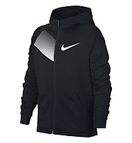 Nike Dry Training Hoodie Boys' - Kapuzenjacke Fitness - Jungen, Black