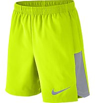 Nike Flex Running - Trainingshose - Kinder, Lime