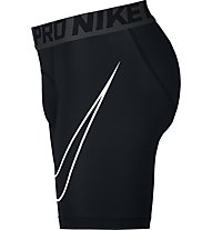 Nike Pro Shorts - kurze Trainingshose - Kinder, Black