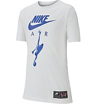Nike Sportwear Air Photo - T-shirt - bambino, White