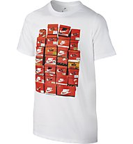 Nike Sportswear - T Shirt - Kinder, White