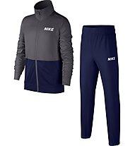 Nike Sportswear - tuta sportiva - bambino, Grey/Blue