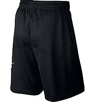 Nike Basketball Short Pantaloni corti basket, Black