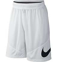 Nike Basketball Short kurze Basketball-Hose, White