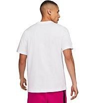 Nike Beach Party Futura - Trainingsshirt - Herren, White