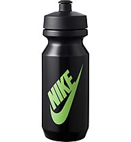 Nike Big Mouth Water - Wasserflasche, Black/Green