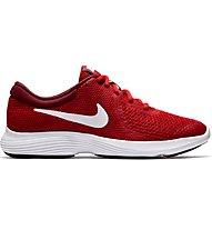 Nike Revolution 4 (GS) - neutraler Laufschuh - Jungen, Red