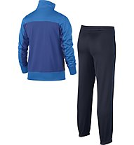 Nike Sportswear Warm-Up - Tuta da ginnastica - ragazzo, Blue