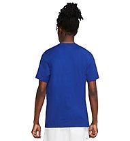 Nike Brandriff - Trainingsshirt - Herren, Blue